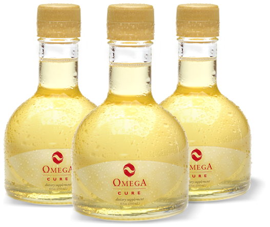 Omega cure markedets eneste ferske omega 3 for How much fish oil should you take a day